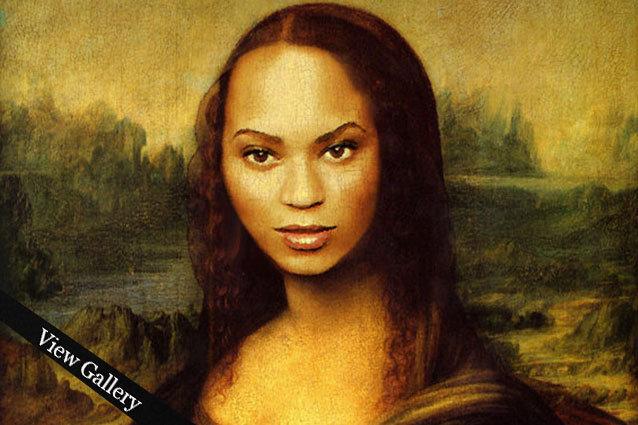Beyonce, Jay-Z, Art, Etsy