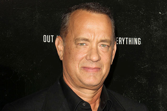 Tom Hanks revealed on Letterman that he has Type-2 Diabetes.