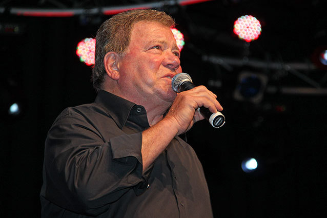 William Shatner's weird pop career