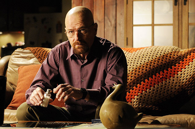 Walter, Breaking Bad