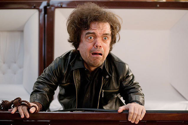 Peter Dinklage being attached to star in a new film in the vein of 'Bad Santa'