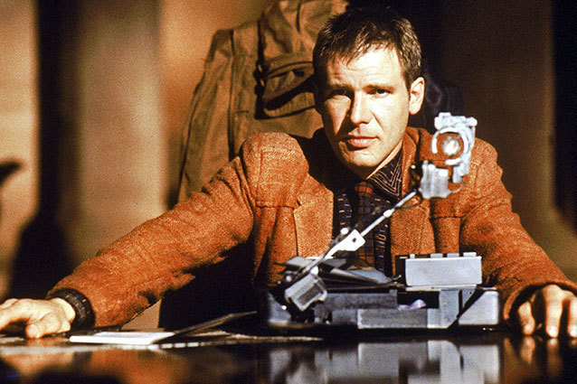 """Harrison Ford has just stated that he is """"talking about"""" Blade Runner 2 with Ridley Scott."""