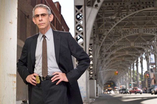 Richard Belzer leaving SVU