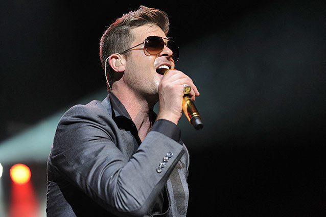 Robin Thicke Oprah Interview