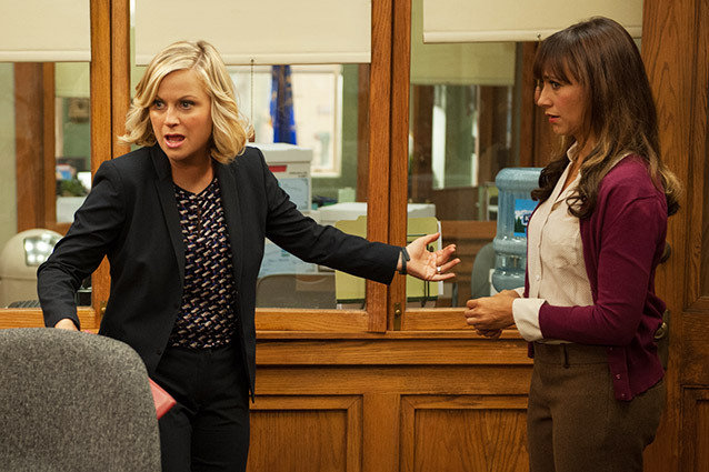 Parks and Recreation' Recap: Meet the Eagleton Versions of