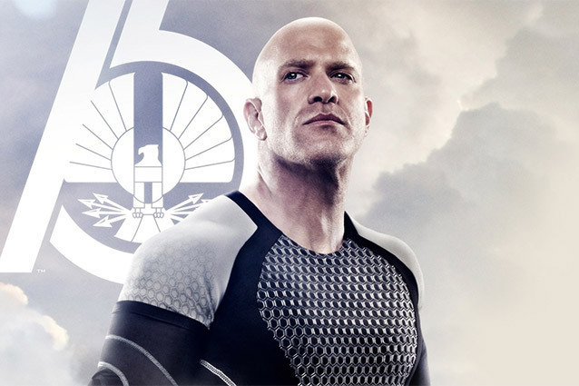 Bruno Gunn, Hunger Games, Catching Fire