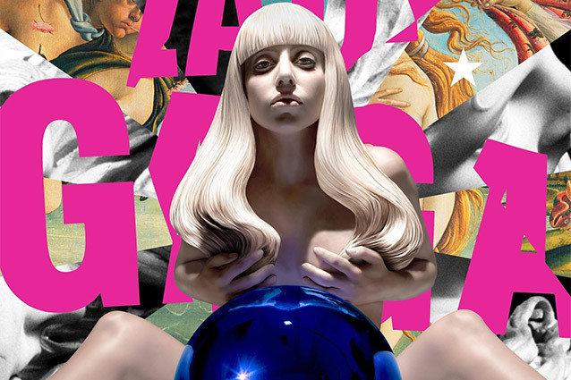Lady Gaga, Artpop, New Single