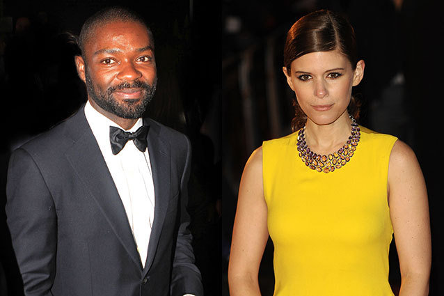 """both cast in new thriller """"Captive"""""""