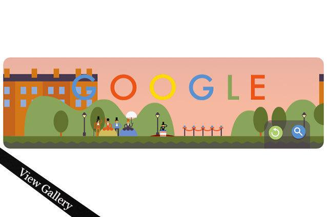 Google Doodle, 10/22/13