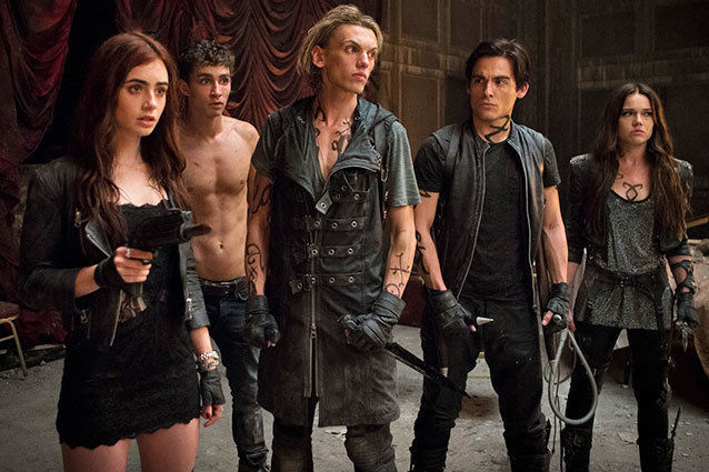 Mortal Instruments: City of bones sequel in the works