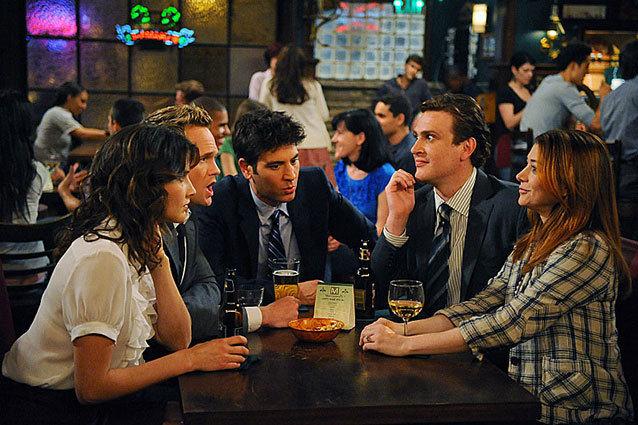 McClarens pub - tv hangout spot
