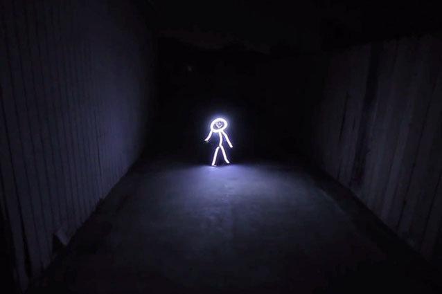 Baby LED costume