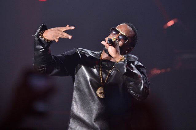 Diddy's Generic Pitch Doesn't Exactly Have Us Sold on 'Revolt'