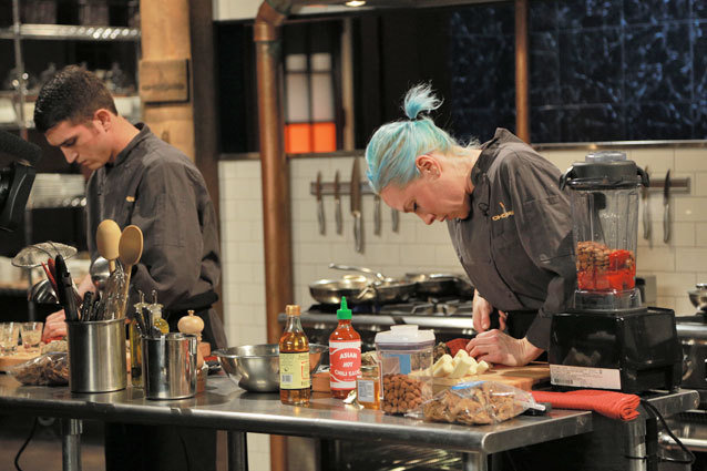 Stabbed How Ruthless Is Your Favorite Cooking Show