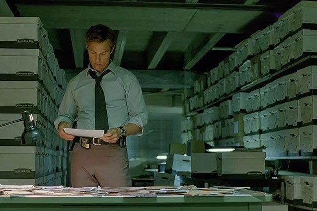 True Detective, Trailer