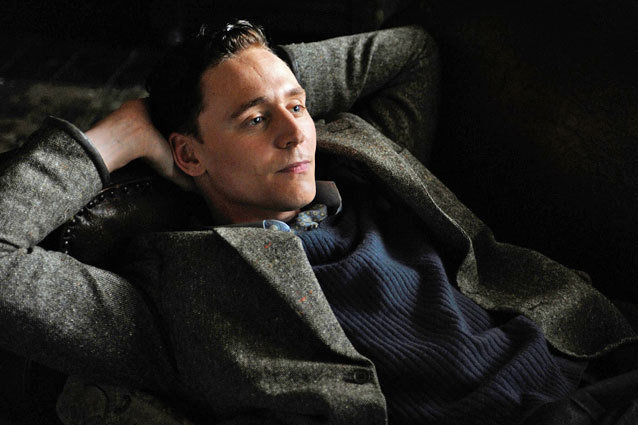 Tom Hiddleston, The Deep Blue Sea