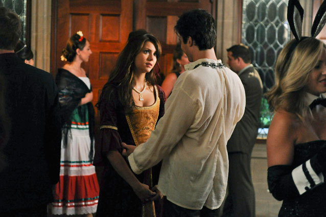 Vampire Diaries, Monster's Ball