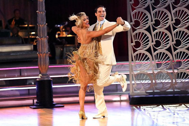 Brant Daugherty and Peta Murgatroyd, Dancing With The Stars