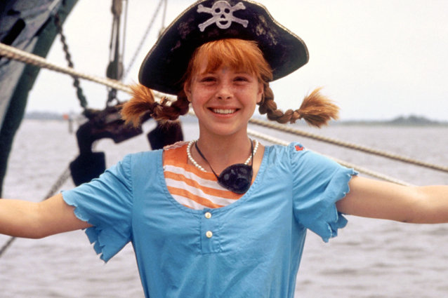 Tami Erin, Pippi Longstocking