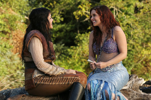 One Upon a Time, Ariel and Snow White