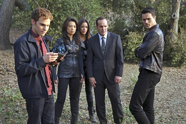 Agents of SHIELD recap