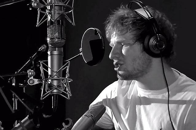 I See Fire, Ed Sheeran