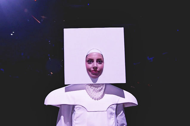 Lady Gaga will sing in space in 2015