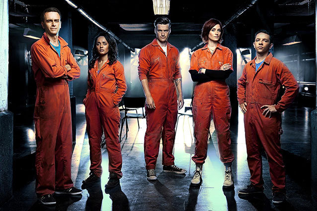 Misfits, Series 5