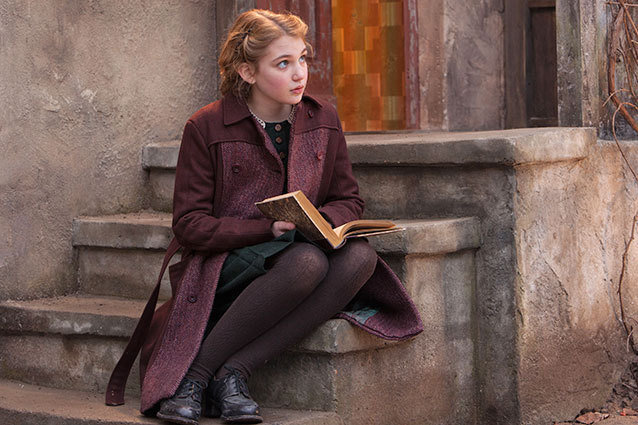 Sophie Nelisse, The Book Thief