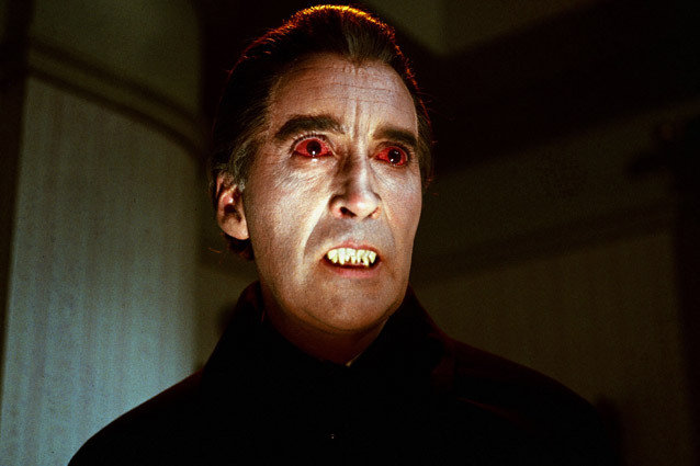 Christopher Lee, Dracula