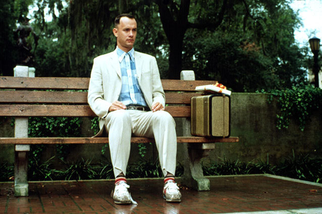 Tom Hanks, Forrest Gump