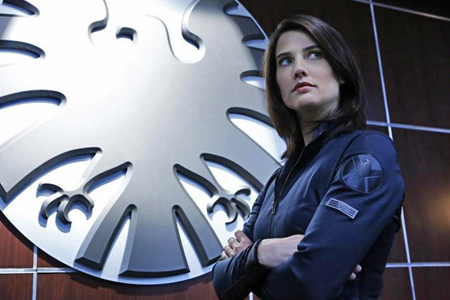 Cobie Smulders, Agents of SHIELD