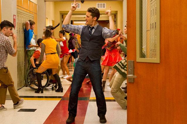 Glee, The End of Twerking