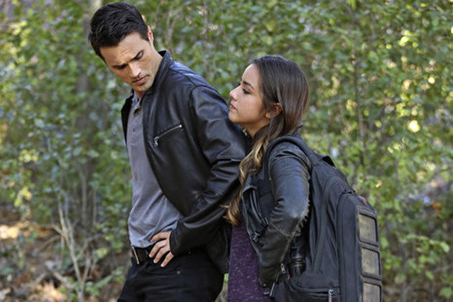 Agents of SHIELD, Brett Dalton, Chloe Bennet