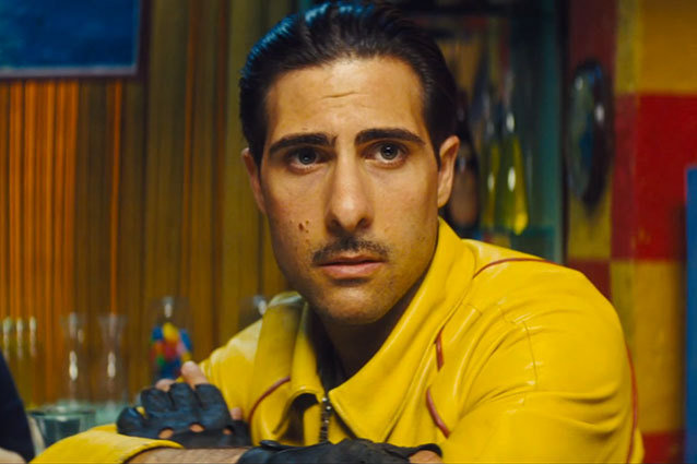Jason Schwartzman, Castello Cavalcanti by Prada and Wes Anderson