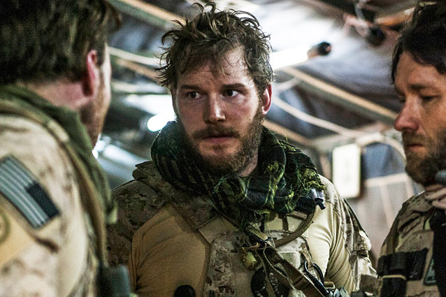 Chris Pratt, Zero Dark Thirty