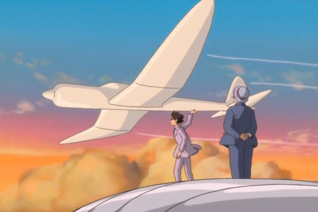 The Wind Rises, Trailer
