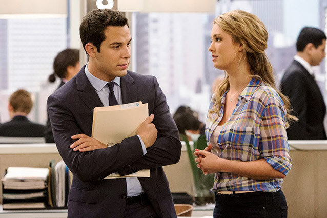 Ground Floor, Skylar Astin