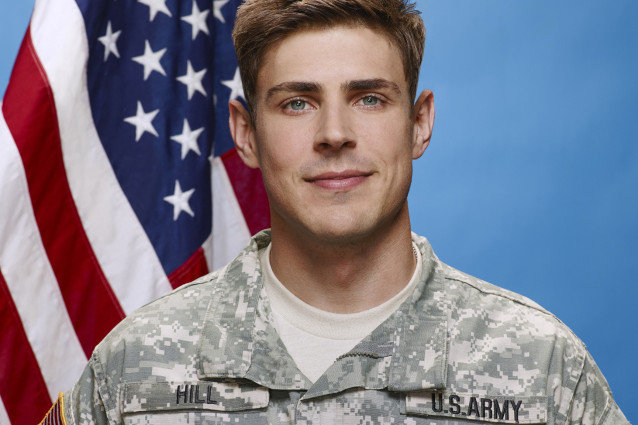 Chris Lowell, Enlisted