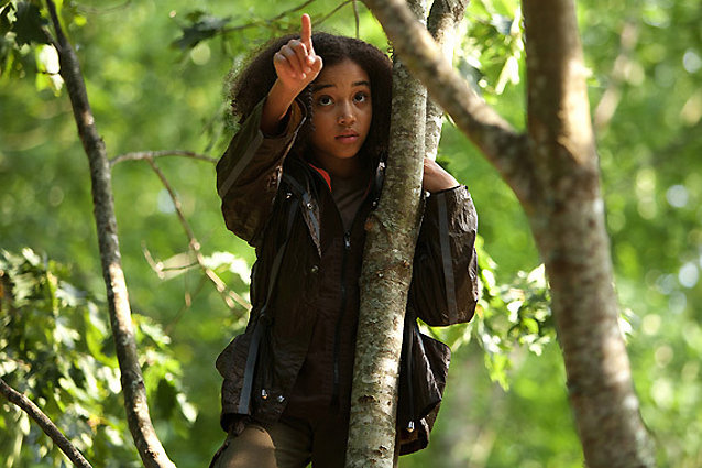 hunger games rue district 11
