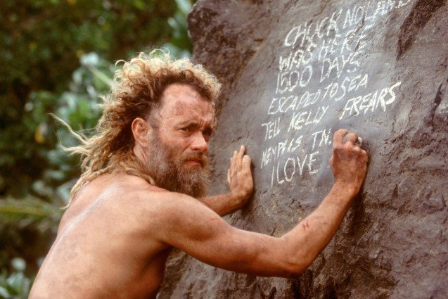 Tom Hanks, Cast Away