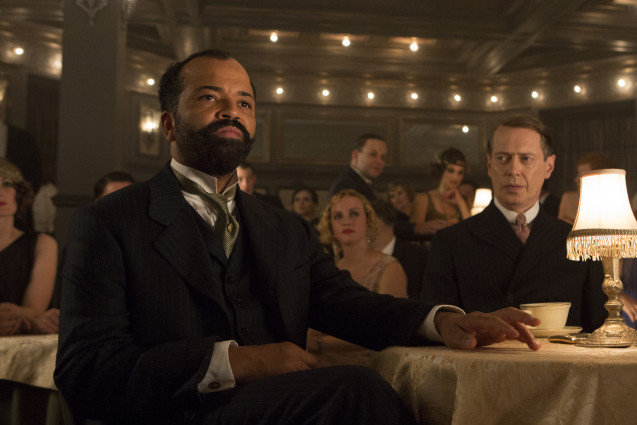 Jeffrey Wright, Boardwalk Empire