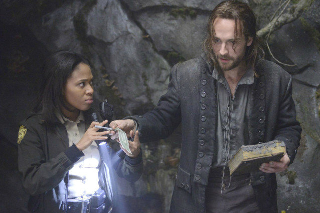 Sleepy Hollow, Abbie and Crane