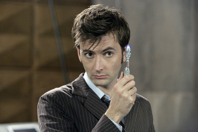 David Tennant, Doctor Who
