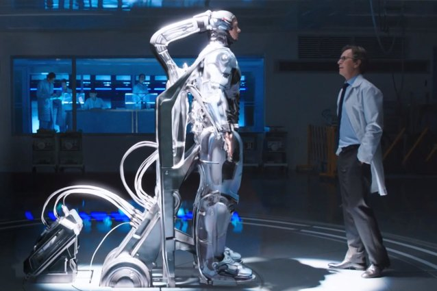 Robocop, Trailer