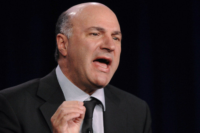 Kevin O'Leary, Shark Tank