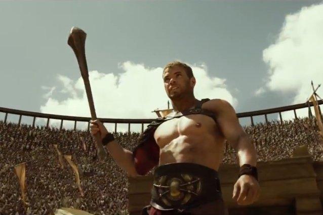 Hercules: The Legend Begins, Trailer