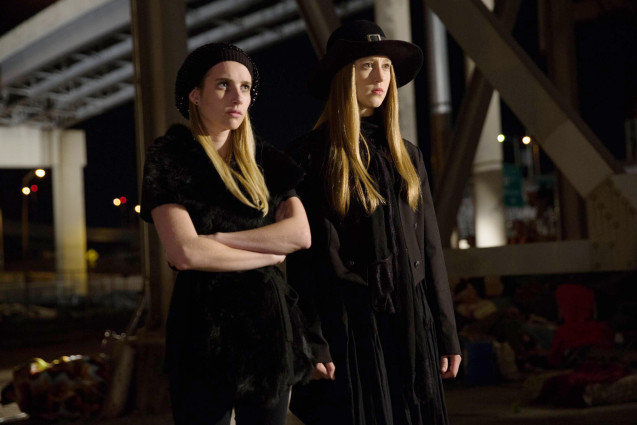 television american horror story airs first episode female director