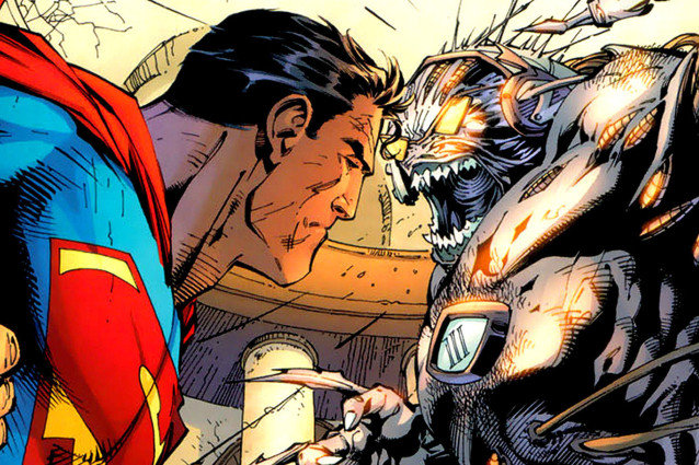 Doomsday DC Comics