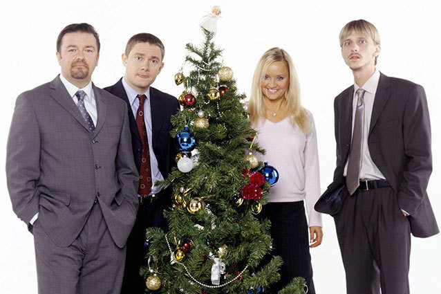 The Office, UK, Christmas special